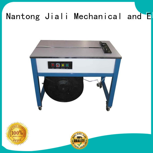 Jiali strapping strapping machines supply for newspaper packing