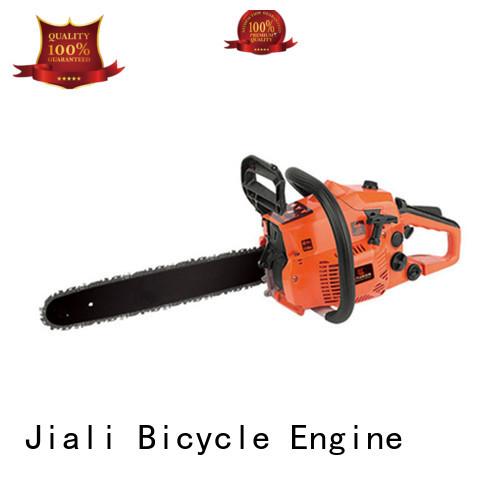 Jiali cutter chain saw machine factory for garden maintenance