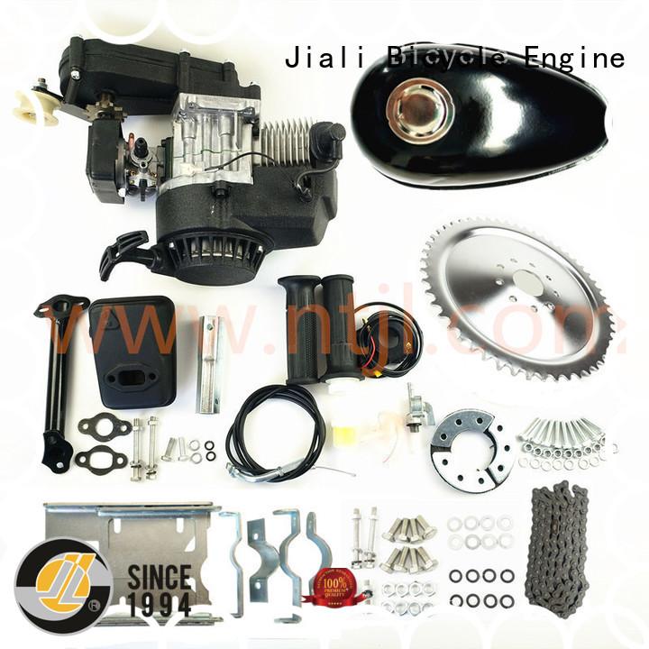 Jiali Custom 49cc 2 stroke pull start bicycle engine kits manufacturers for bike