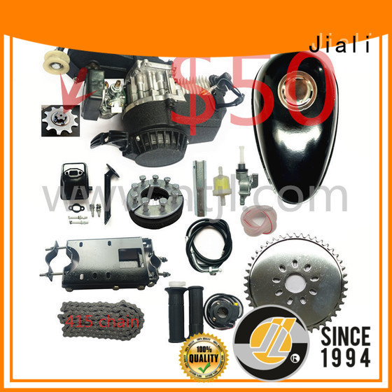 Jiali Best 2 stroke bicycle engine kits suppliers for electric bicycle
