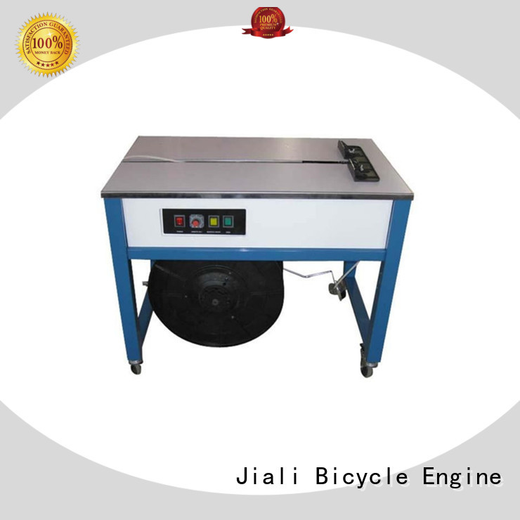 Latest automatic strapping machine table supply for newspaper packing