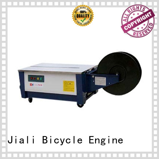 Jiali strapping automatic strapping machine company for print packing
