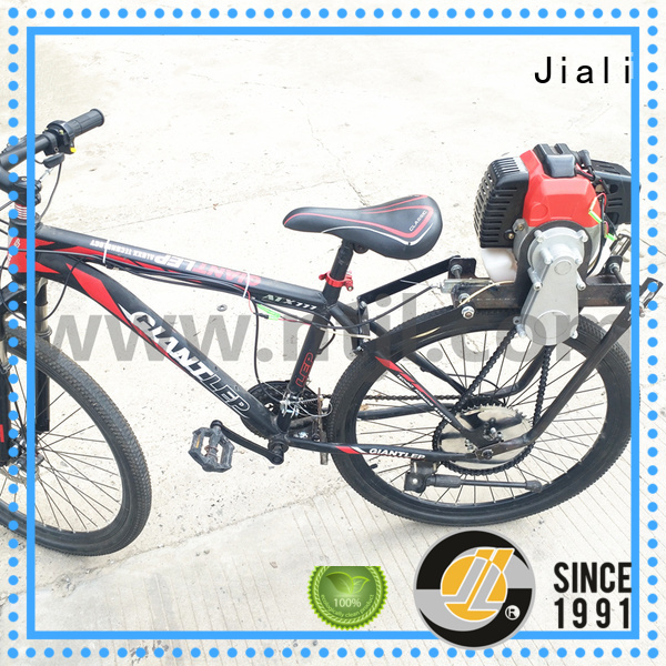 Jiali gas engine spare parts custom bicycle gasoline engine manufactuers exporters for electric bicycle