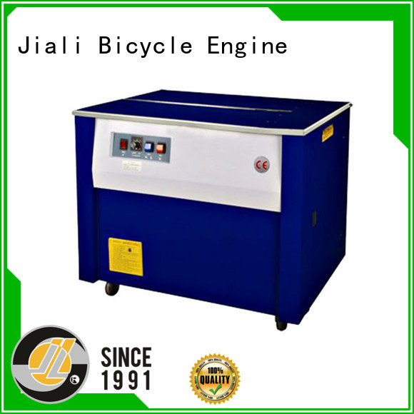 Jiali Top automatic strapping machine factory for carton packing