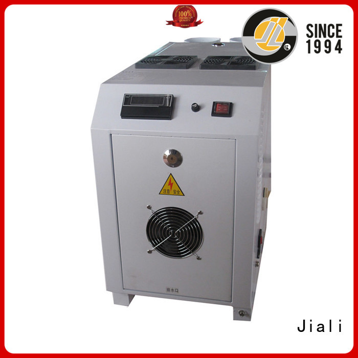 Jiali easy clean ultrasonic industrial humidifier for sale for factory
