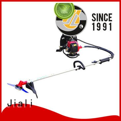 Jiali trimmer garden machinery manufacturers for garden construction