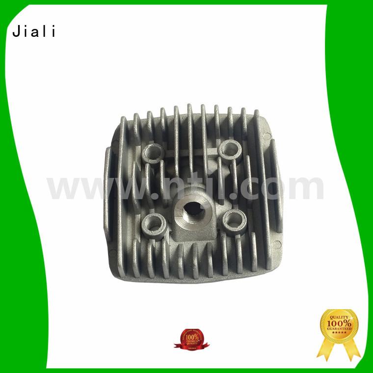 Jiali parts gasoline engine spare parts manufacturers for bike