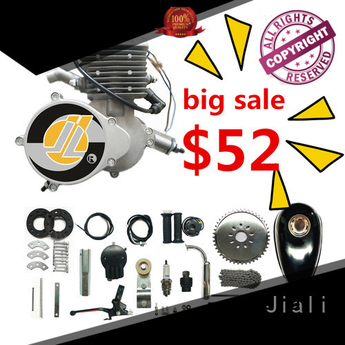 Jiali 80cc 80cc 2 stroke engine manufacturers for bicycle