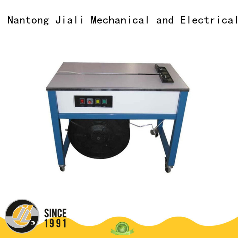 Wholesale semi automatic strapping machine strapping company for newspaper packing